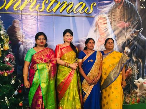 Jesus Christ Blessing Ministries, Siddipet 9