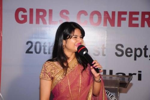 The Daughters of the King, Girls Conference 29