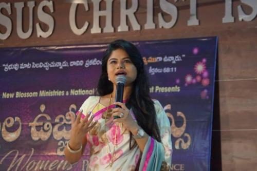 Womens Conference Hyderabad 1