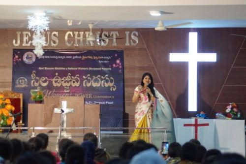 Womens Conference Hyderabad 10