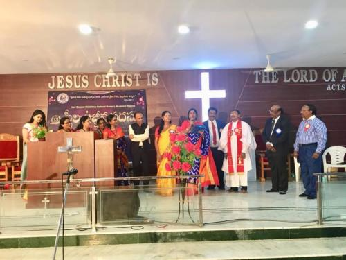 Womens Conference Hyderabad 12