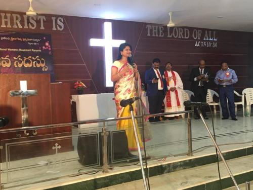 Womens Conference Hyderabad 14