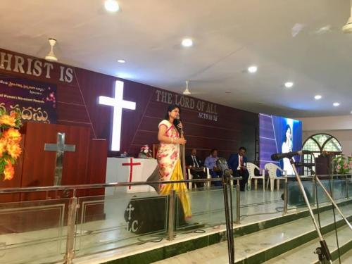 Womens Conference Hyderabad 15