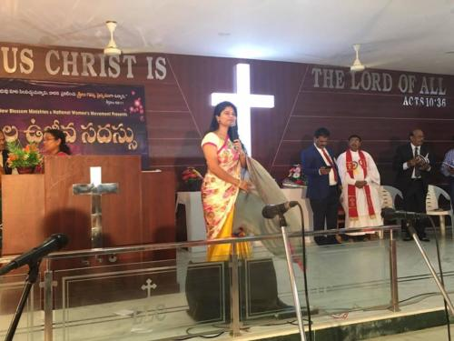 Womens Conference Hyderabad 16