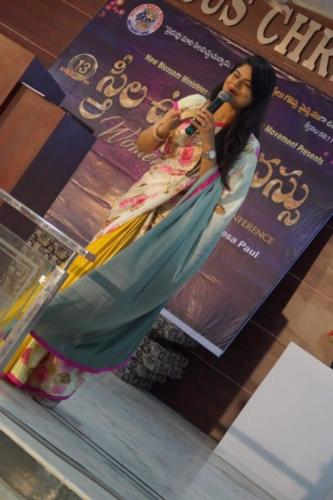 Womens Conference Hyderabad 3