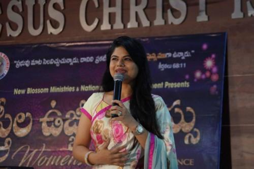 Womens Conference Hyderabad 4
