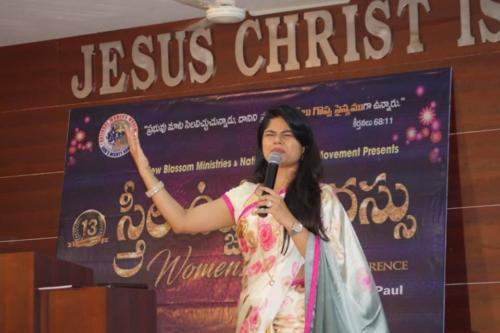 Womens Conference Hyderabad 5