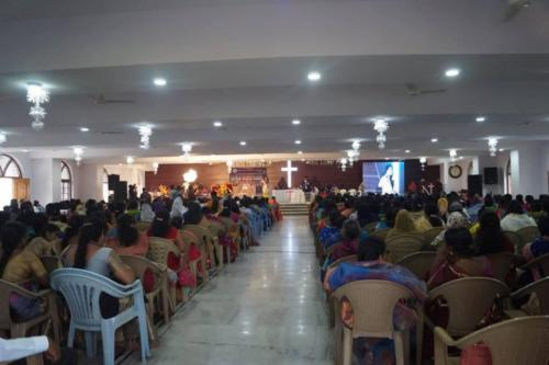 Womens Conference Hyderabad 9